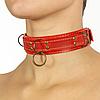 Премиум ошейник LOVECRAFT размер M красный, натуральная кожа, в подарочной упаковке SO3318 код, фото 3