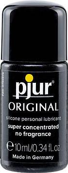 Універсальна змазка на силіконовій основі pjur Original 10 мл, 2-в-1: для сексу і масажу PJ10040 код