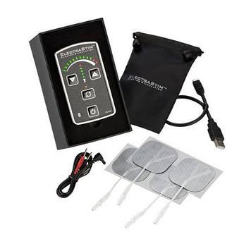 Електростимулятор ElectraStim Flick EM60-E, реагування на струшування пультом, простий в управлінні SO1237 код