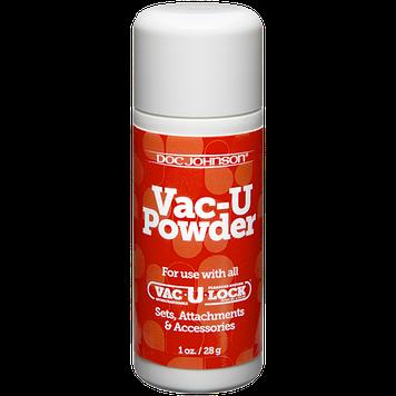 Пудра для крепления Vac-U-Lock Doc Johnson Vac-U Powder