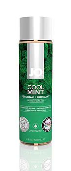 Змазка на водній основі System JO H2O - Cool Mint (120 мл) без цукру, рослинний гліцерин SO1775 код