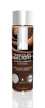 Змазка на водній основі System JO H2O - Chocolate Delight (120 мл) без цукру, рослинний гліцерин SO1776 код