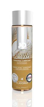 Змазка на водній основі System JO H2O - Vanilla Cream (120 мл) без цукру, рослинний гліцерин SO1778 код