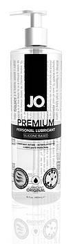Лубрикант на силіконовій основі System JO PREMIUM - ORIGINAL (480 мл) без консервантів та ароматизаторів код