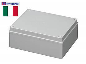 Коробка распределительная IP56 240x190x90 Elettrocanali EC410C7 (настенная)