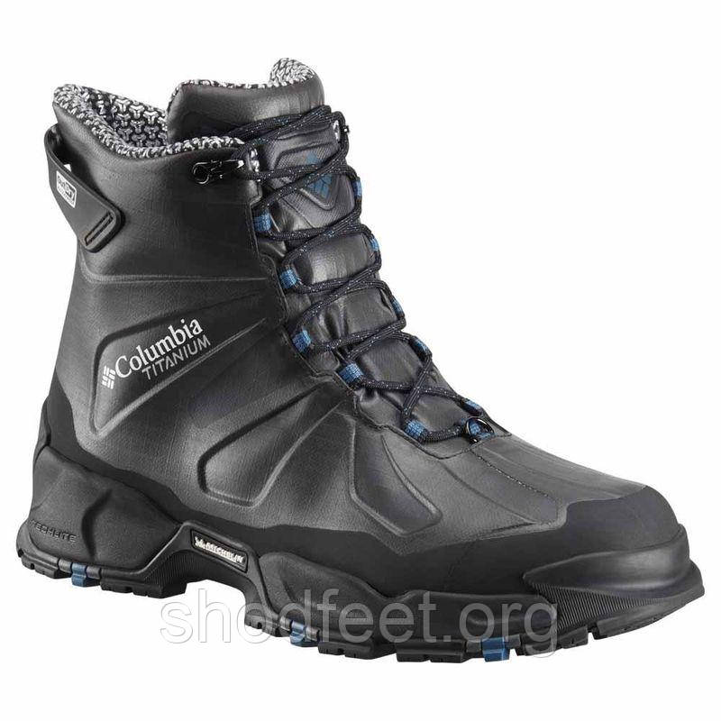 Мужские ботинки Columbia Canuk Titanium Omni-Heat 3D OutDry EXT BM5555-010