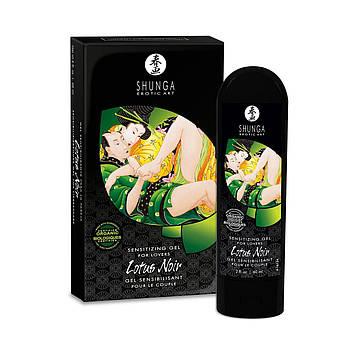 Возбуждающий гель для пар Shunga LOTUS NOIR (60 мл) с витамином Е и растительным глицерином