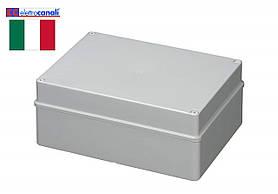 Коробка распределительная IP56 300x220x120 Elettrocanali EC410C8 (настенная)