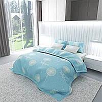 Комплект постельного белья Евро ТИРОТЕКС хлопок (23281) Одуванчик