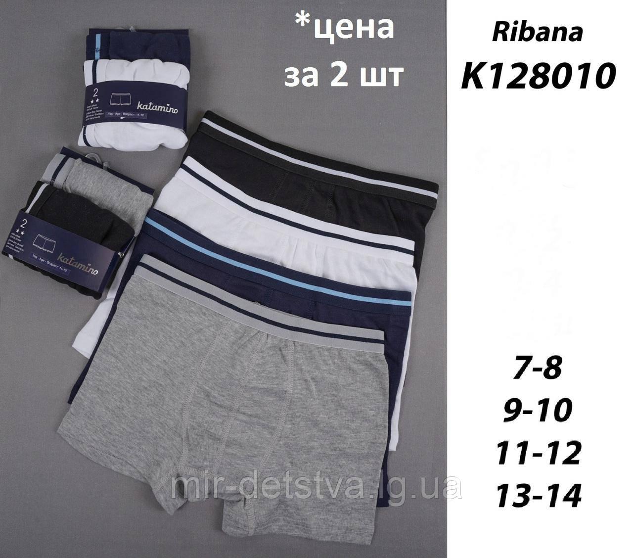 Комплект трусиків для хлопчиків TM Katamino оптом, Туреччина р. 11-12 років (146-152 см) 2 шт