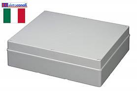 Коробка распределительная IP56 460x380x120 Elettrocanali EC410C10 (настенная)