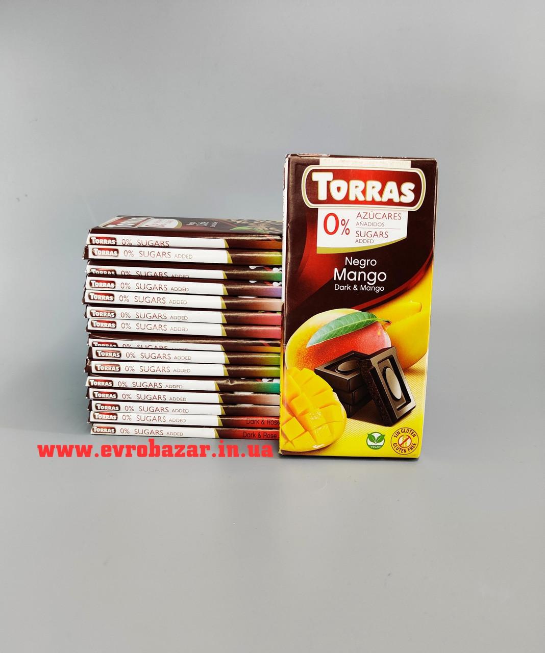 Torras з манго (без цукру)