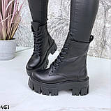 Ботинки женские зимние 451, фото 6