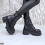 Ботинки женские зимние 451, фото 4