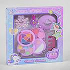 Набор детской косметики в шкатулке Таинственный Единорог Cosmetic Collection J-1021, фото 4