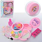 Набор детской косметики в шкатулке Таинственный Единорог Cosmetic Collection J-1021, фото 2