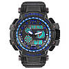 Часы мужские спортивные наручные  C-SHOCK GW-4000B Black-Blue