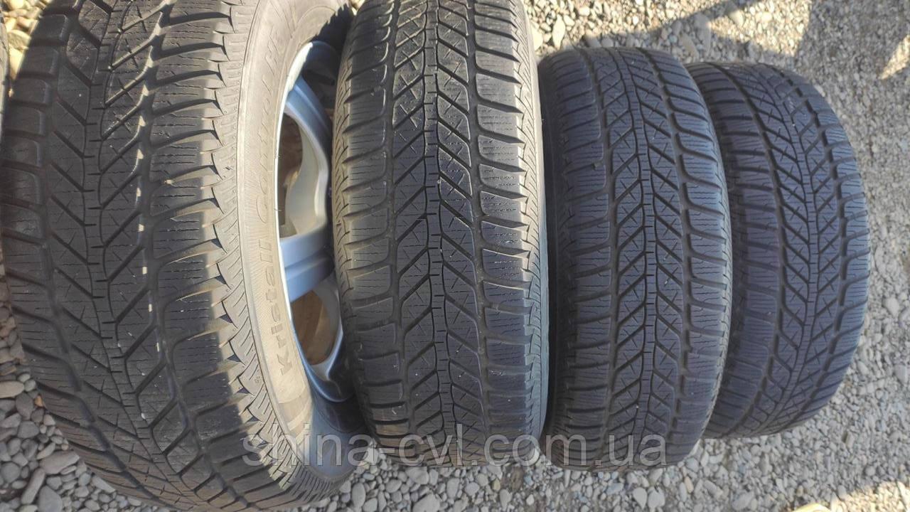 Зимові шини 215/65 R16 98H FULDA KRISTAL CONTROL HP