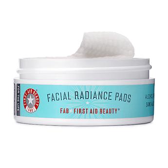 Пилинг-диски с АНА-кислотами First Aid Beauty Facial Radiance Pads 28 шт
