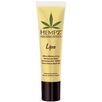 Увлажняющий бальзам для губ Hempz Herbal Ultra Moisturizing Lip Balm 14 г