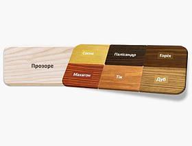Світлова пісочниця 70х50 см Вільха різнобарвна підсвітка з відсіком для іграшок Tia-Sport, фото 3