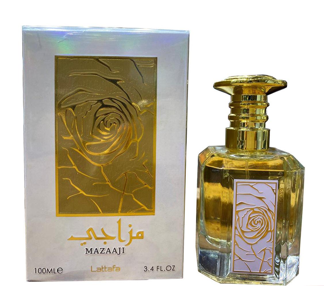 Парфюмированная вода для женщин Lattafa  Mazaaji 100 мл