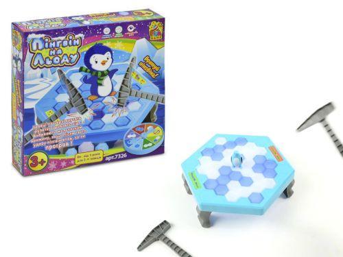 """Настольная игра """"Пингвин на льду"""" 7326"""