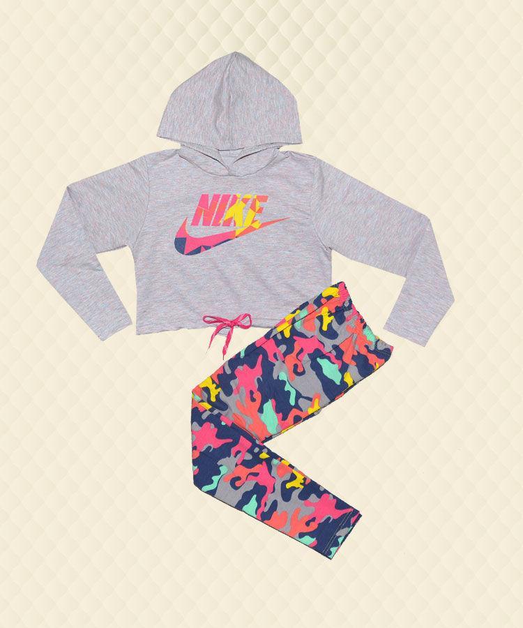 Костюм для дівчинки Nike двухнитка