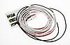 Подсветка дверей динамическая, LED подсветка  дверей автомобиля ( 2 ленты по 1,2м), фото 7