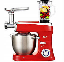 Кухонная машина DMS 3в1 2200w RED
