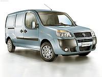 Лобовое стекло на FIAT DOBLO 2000-09 г.в.