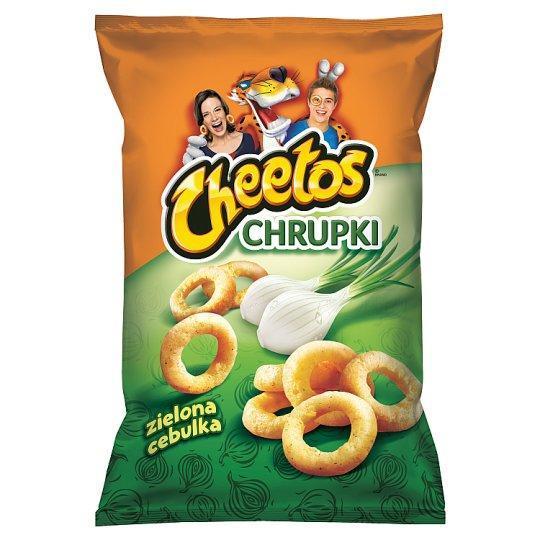 Снеки Cheetos Green Onion 145 g