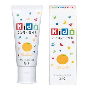 SK Kids дитяча зубна паста зі смаком апельсина 60 г
