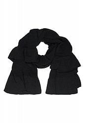 Faberlic Палантин колір чорний Premium арт 600423