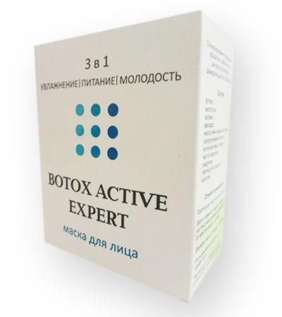 Botox Active Expert - Маска для обличчя (Ботокс Актив Експерт)
