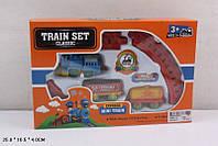 Поезд инерционный Train Set