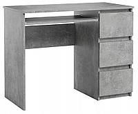 Компьютерный стол письменный стол для офиса в современном стиле, 3 шухляды.