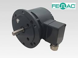 Энкодер FHD S115 для работы в тяжелых условиях 1024-2048 имп/об, 5-30В