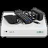 Відеореєстратор для гібридних, AHD і IP камер GREEN VISION GV-S-036/08 1080N