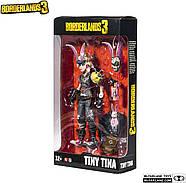 Фигурка Тини Тина 2 McFarlane Toys Borderlands  Tiny Tina 2 Action Figure, фото 2