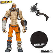 Фигурка бандита Крига McFarlane Toys Borderlands  Krieg Action Figure, фото 5