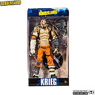 Фигурка бандита Крига McFarlane Toys Borderlands  Krieg Action Figure, фото 6
