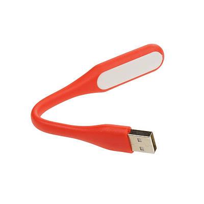 USB лампа для ноутбука мини, красный