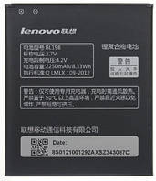 Аккумуляторная батарея Lenovo K860i, BL198 (2250 мАч)