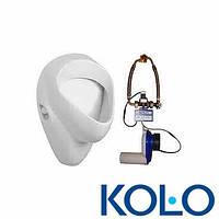 Писсуарный комплект: писсуар Felix с термической системой смывания KOLO Коло