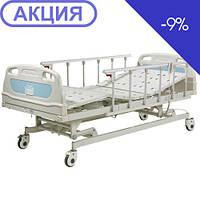Медицинская кровать с электроприводом OSD-B02P, 4 секции
