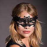 Женская карнавальная маска на глаза летучая мышь, фото 2