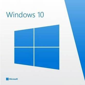 MS Windows 10 HOME 64-bit Ukrainian 1pk DSP OEI DVD (KW9-00120)