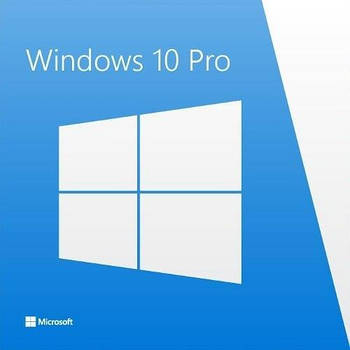 MS Windows 10 Professional 64-bit Ukrainian 1pk DSP OEI DVD (FQC-08978)