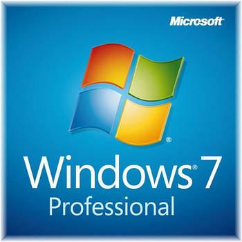 MS Windows 7 Professional SP1 64-bit Russian DVD OEM (FQC-08297)